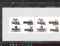 Mama Chuchu Logo Concept