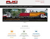 AJC Landscaping & Dumpsters