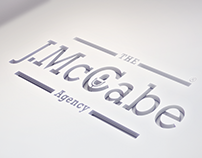 The J. McCabe Agency logo