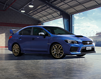 Subaru WRX STI Legendary Edition 55