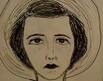 Sartre & Vivian Maier