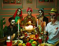 Changos Dia de Muertos