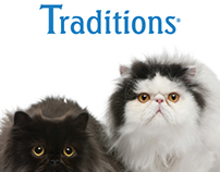 Traditions Catalog Covers