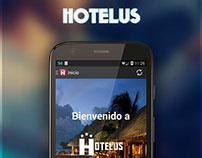 Hotelus APP & Web