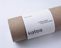Katea – Visual identity and website