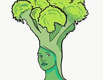 Organic Cosmetic Logo