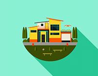 Architectural bureau/Posters