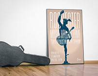 Rochester Music Hall of Fame / Poster