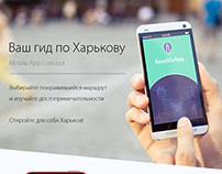 Mobile App Guide to Kharkov