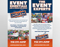 Jumpin' Jiminy Booth Materials