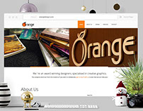 Orange Designers - Website