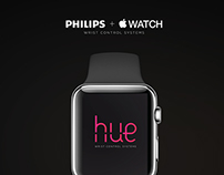 Philips Hue + Apple Watch Concept