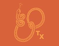 EP Rattlesnake - Shirt Design