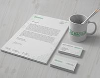 Agro Villa - Logo & Branding Identity
