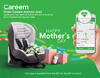 Careem Mother's Day Activation