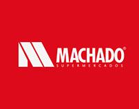 Machado Supermercados - Branding