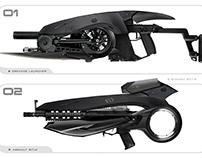 Weapon concept 1