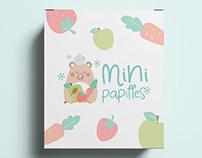 Logo Mini Papilles