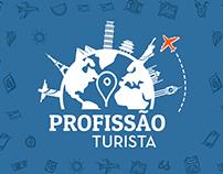 Identidade Visual: Profissão Turista