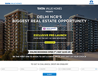 Tata Value Homes_Landing Pages