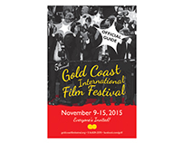 Gold Coast International Film Festival program book