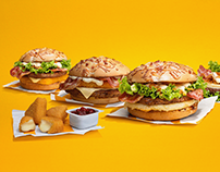 McDonald's – CHEESE SAGA