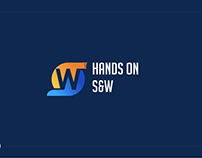 Hands on S&W logo