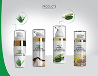 El-Baraka For Natural Oil Branding - البركة للزيوت
