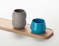 Arumjigi modern tea cup