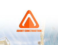 ABOUT CONSTRUCTION Branding Identity