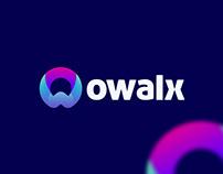 Owalx Logo Design