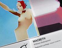 Diseño e ilustraciones de portadas —Mirlo Pocket III