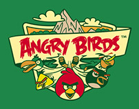 Angry Birds Licensing Art