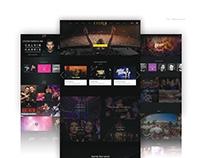 Tixr Webspace
