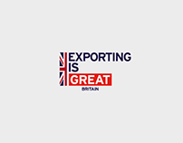 UK Trade & Investment Exporting is Great