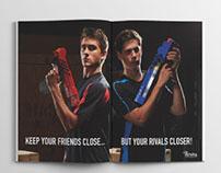 Nerf Rival Gun Ad