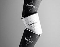Stellar Coffee Identity