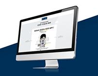 Promotion Website of IBM Solution