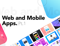 Web and Mobile Apps UI/UX Pt.1