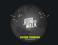 Nike - Run for Walk