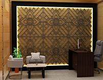NFPC - Dubai l 3D Outlet Design