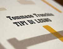 Tipi di legno / Book