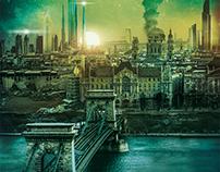 Feljövök Érted A Város Alól book cover (official)