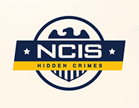 NCIS: Hidden Crimes - UI/UX Design