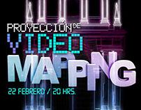Proyección de Video Mapping