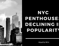 Kewho Min | NYC Penthouses Declining in Popularity