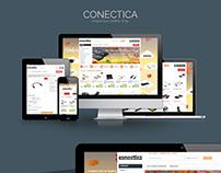 CONECTICA - Online Shop