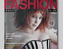 Fashion Report Magazine