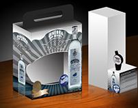 Ginebra San Miguel Premium Gin Packaging