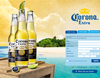 Corona Extra Contests (Contestbarn.com)